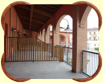 Antica Corte: your residence in the heart of Fontanellato